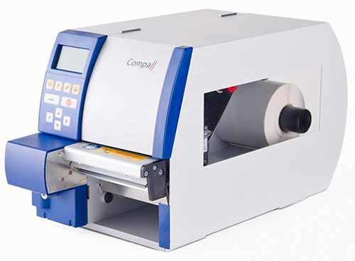 Carl Valentin Compa II Industriedrucker