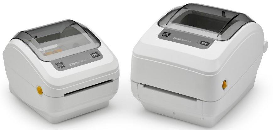Zebra GX420 GX430T Desktopdrucker