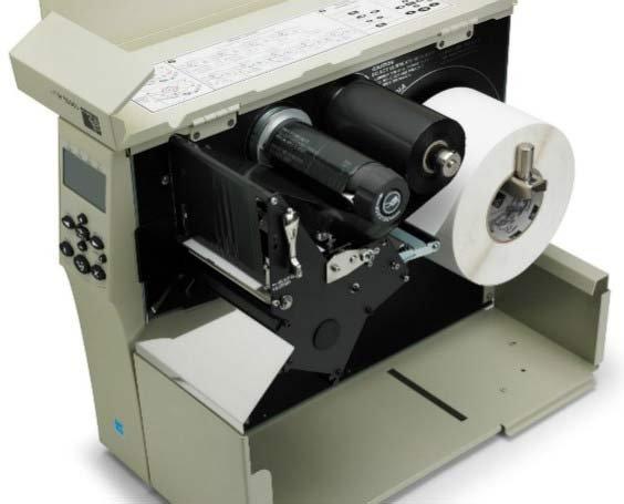 Zebra 105SLPlus Industriedrucker