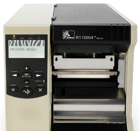 Zebra XI Serie Industriedrucker
