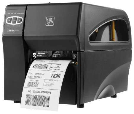 Zebra ZT200 Industriedrucker