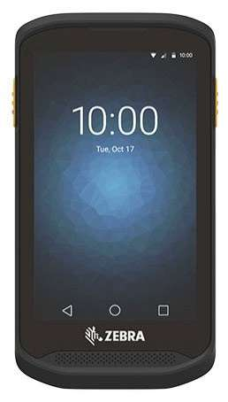 MDE Gerät Android Übersicht Zebra TC25