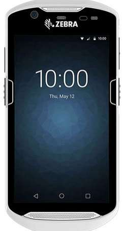 MDE Gerät Android Übersicht Zebra TC51/56