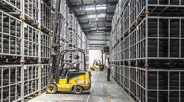 News: Wie eine digitale Lagerlogistik Automobilzulieferern Kosten spart