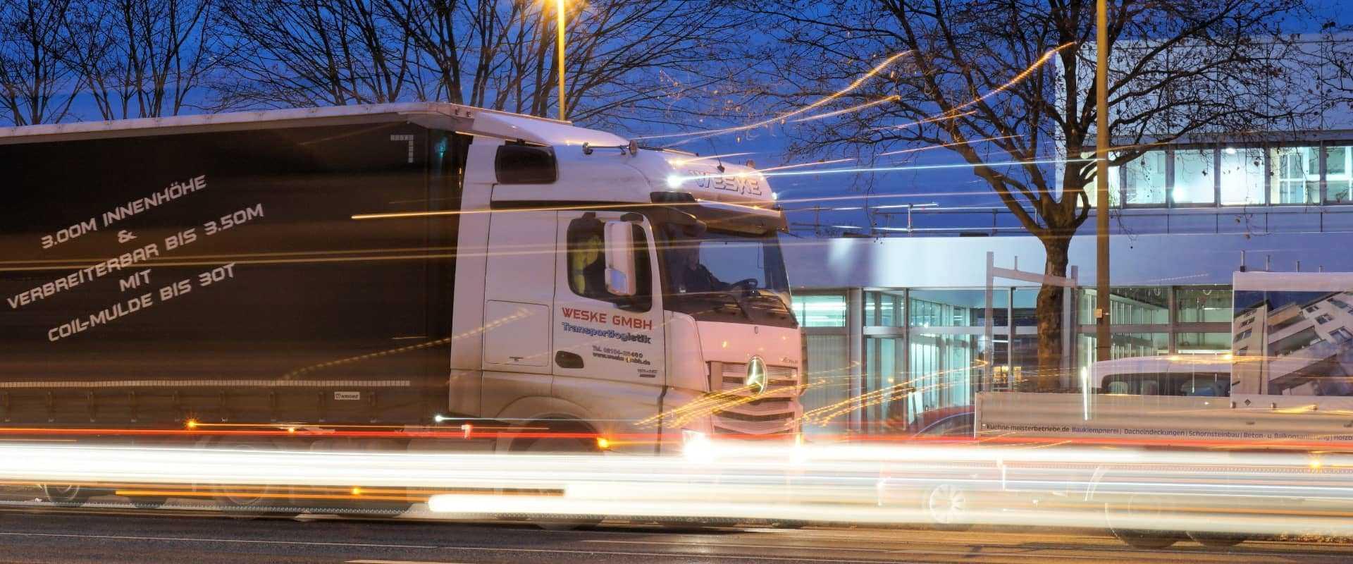 COSYS Transportlösungen für den Baufachhandel