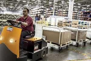 News: Mit COSYS Transport Management Baumärkte über NVEs beliefern