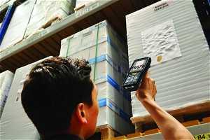 News: NVE Kommissionierung für den Baufachhandel