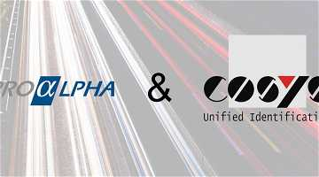 News: proALPHA und COSYS Delivery Software