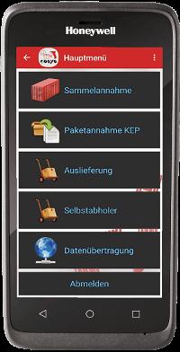 COSYS Paket Inhouse App