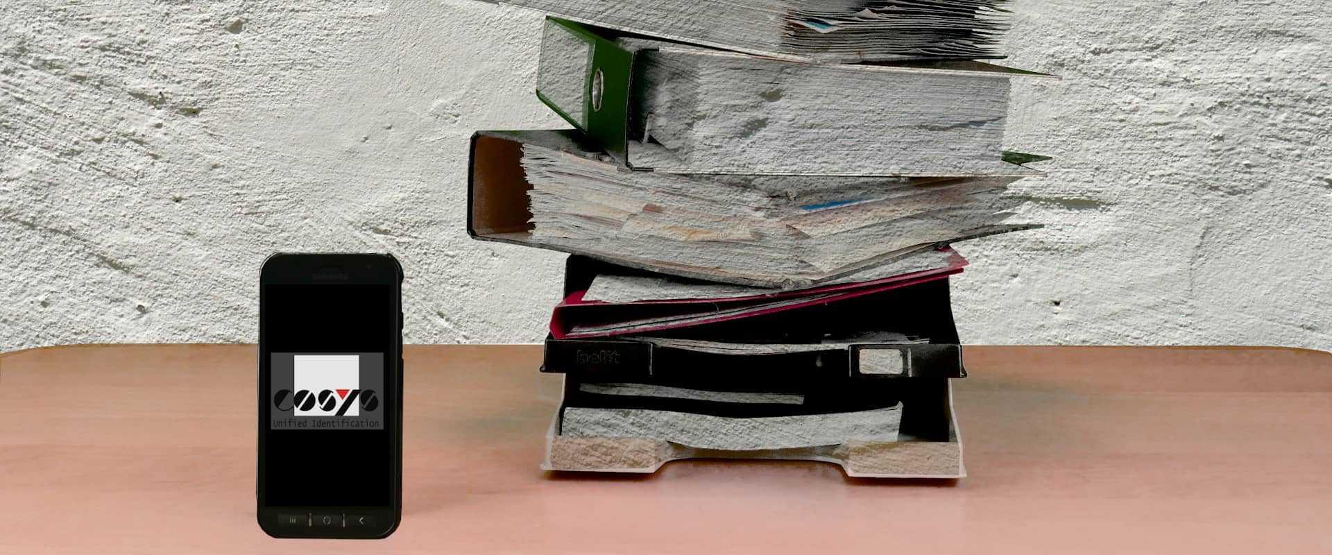 Digitale Scanner Inventur statt Bürokratie