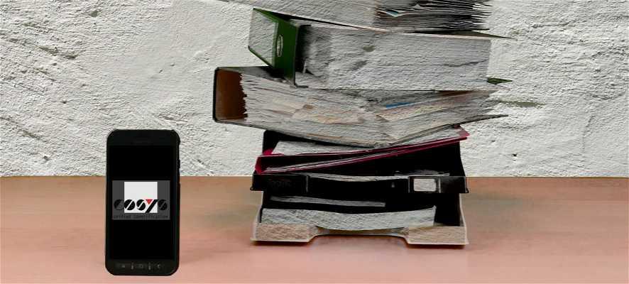 News: COSYS Scanner Inventur für den Elektrogroßhandel und Einzelhandel