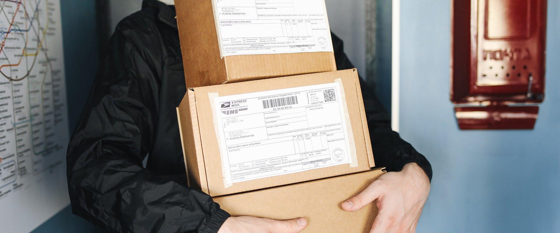 Paket Inhouse Software für hohes Paketaufkommen
