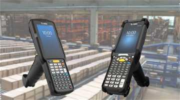 News: Zebra MC3300x und MC9300 im Lager