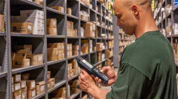 News: Mit Zebra MC9300 und COSYS zur Lagermodernisierung