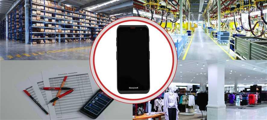 News: Honeywell ScanPal EDA52 ab sofort erhältlich