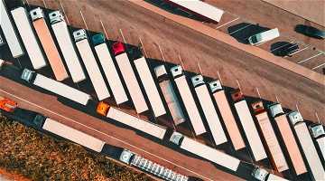 News: COSYS Lagerlogistik für Speditionen und Kuriere