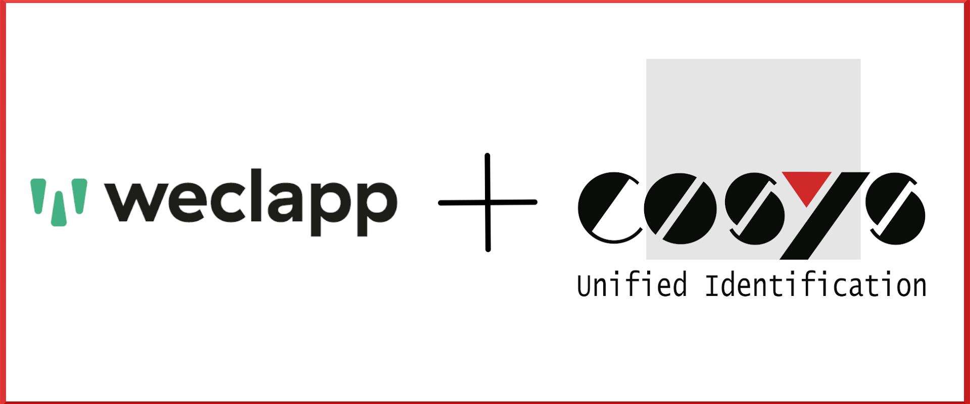 Weclapp und COSYS Lagerverwaltungssoftware