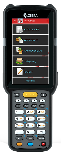COSYS Lager App