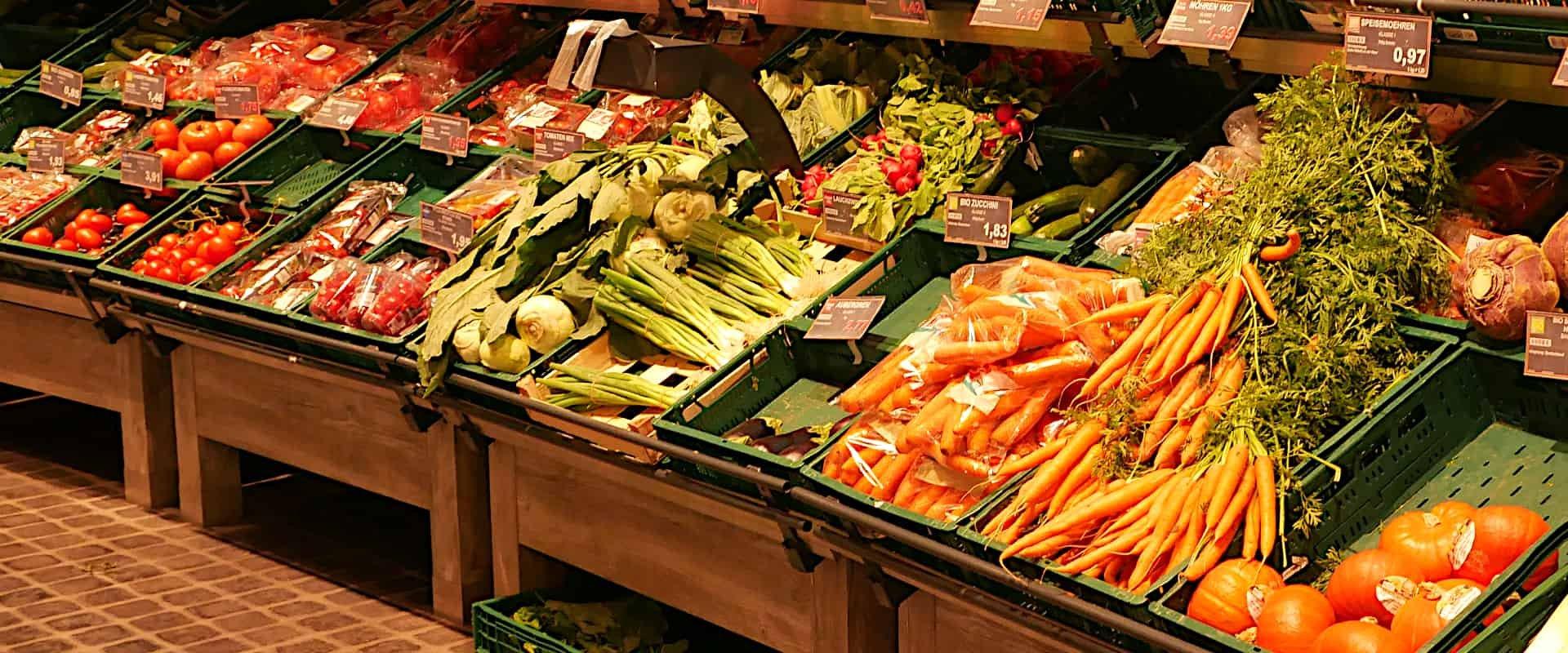 Lager im Lebensmittelhandel digital verwalten
