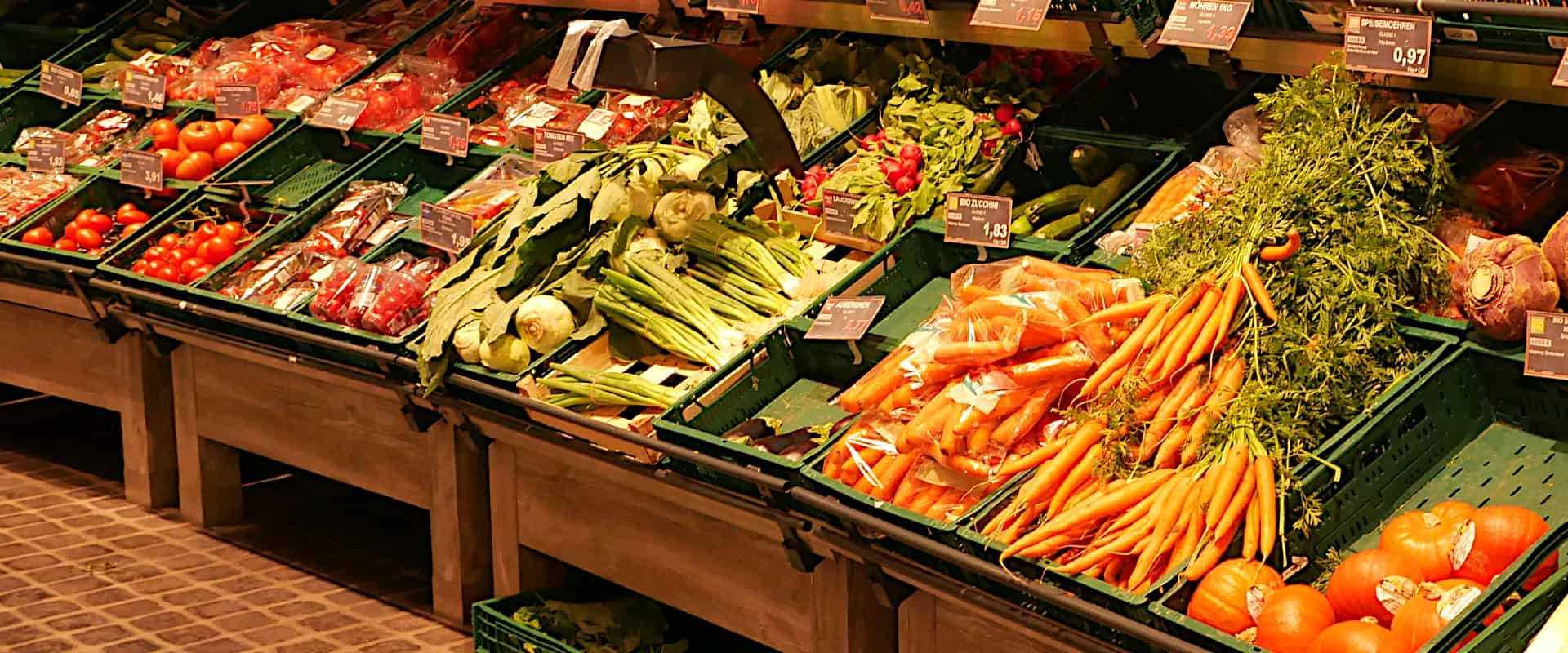 Lagerverwaltung für Lebensmittelproduzenten und Lebensmittelhändler