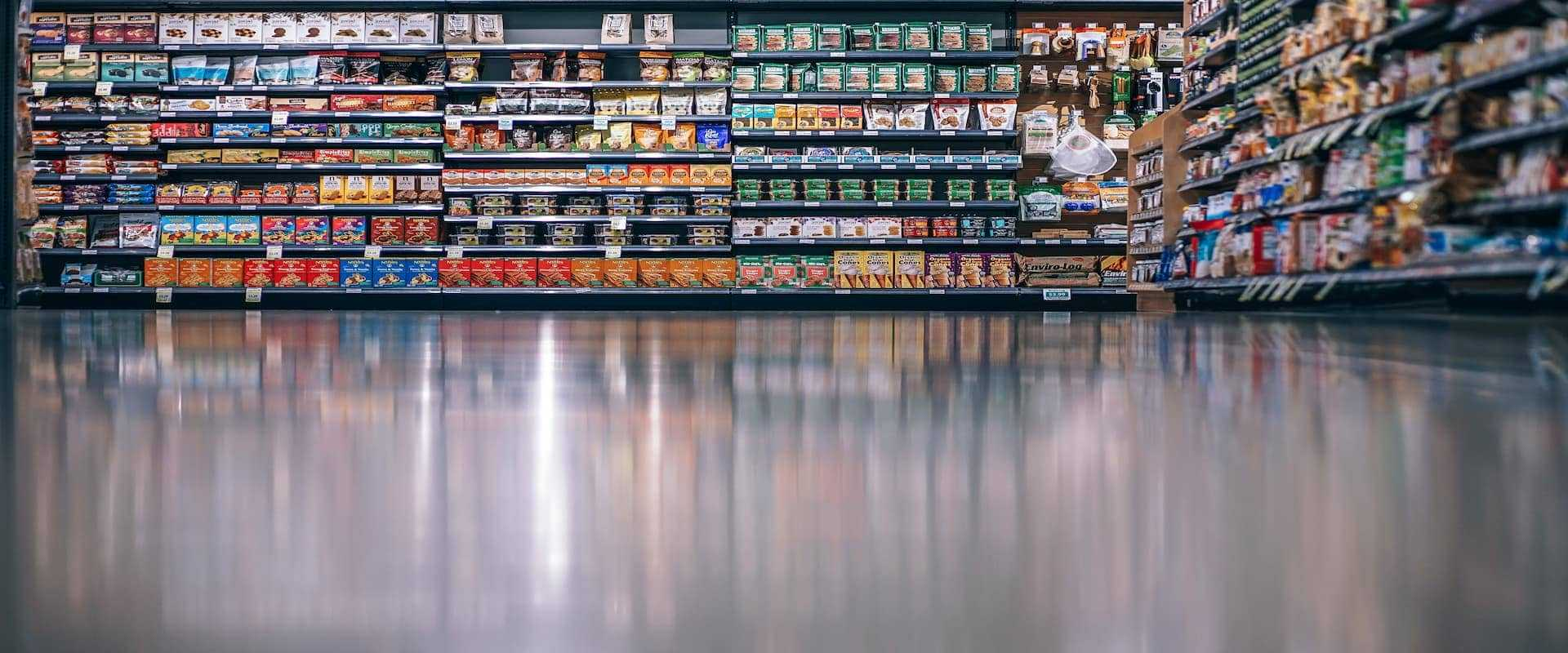 COSYS POS Software ideal für den Lebensmittelhandel