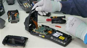 News: Reparatur von MDE Geräten für die Versandhandel Branche