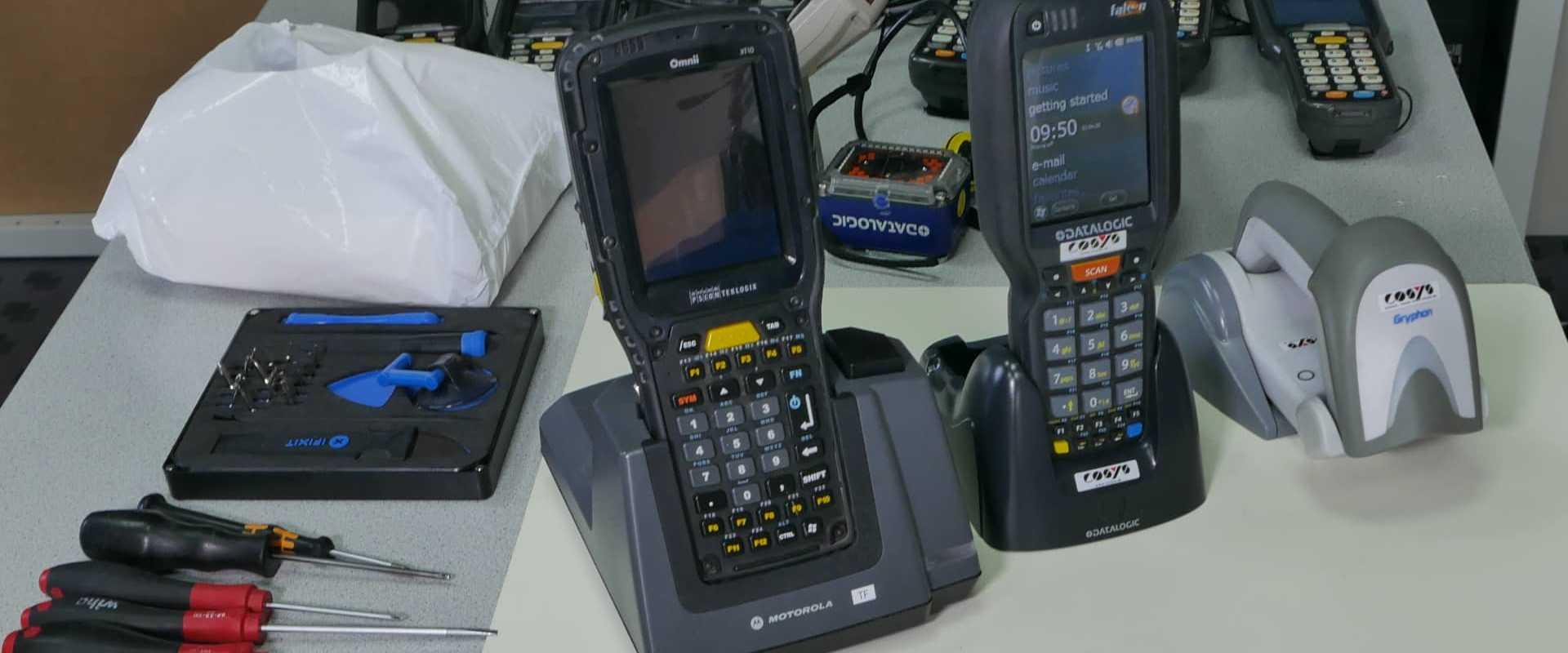 Aufbereitete MDE Geräte für den Non Food Einzelhandel