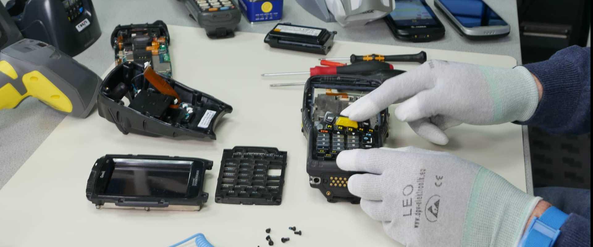 COSYS Hardware Service kümmert sich um Ihre Geräte