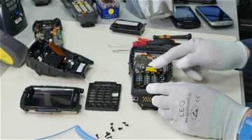 News: Sorgloser Einsatz Ihrer Barcode Scanner dank COSYS Hardware Full-Service Vereinbarungen