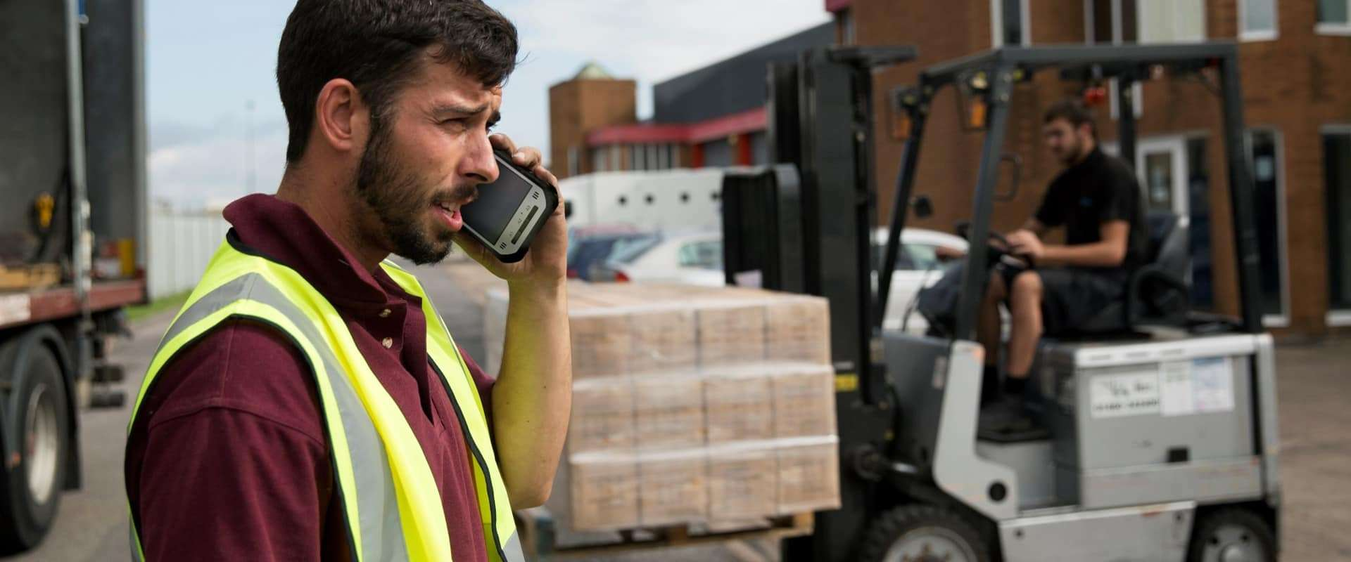 Delivery Software für den Sanitär- und Baustoffgroßhandel