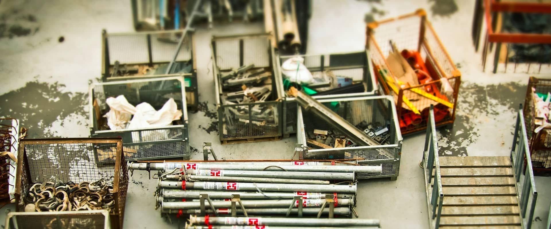 Komplett-Inventurlösung im Sanitär- und Baustoffhandel