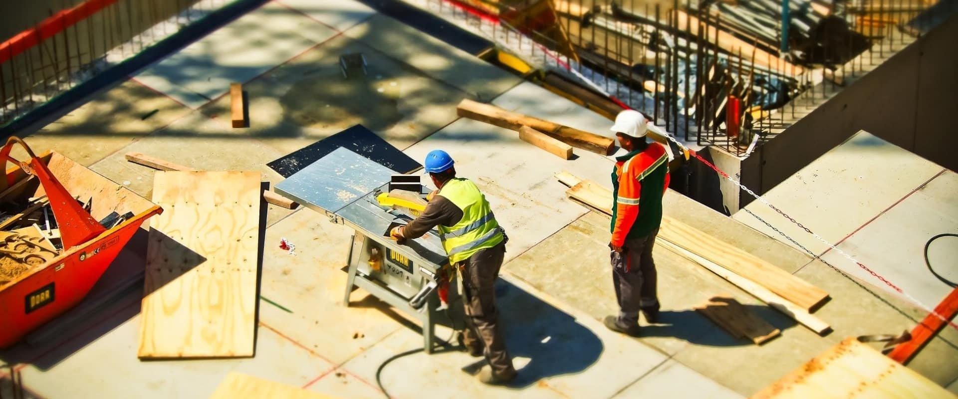 Abstellorte bei Baustellen-Belieferungen tracken und einsehen