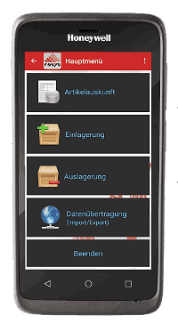 COSYS mobile App