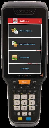Skorpio X5 & COSYS App