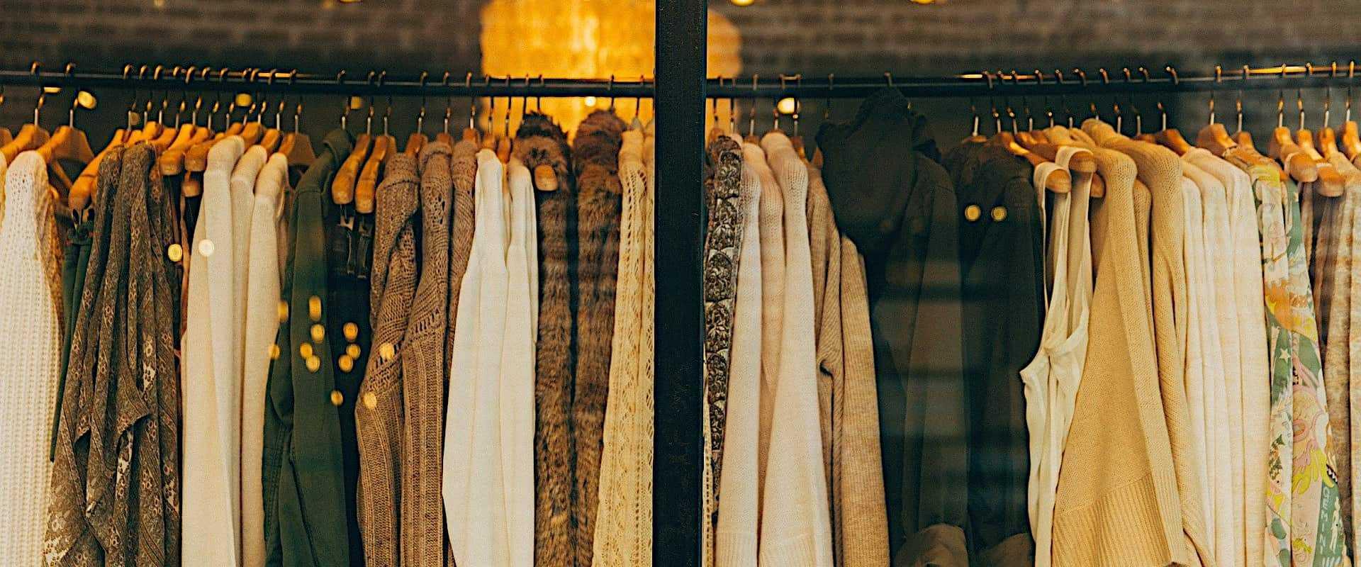 Transport Logistik für Fashion Handel