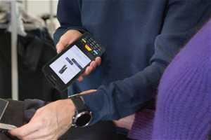 News: Filialprozesse im Modehaus mit dem Datalogic Memor K optimieren