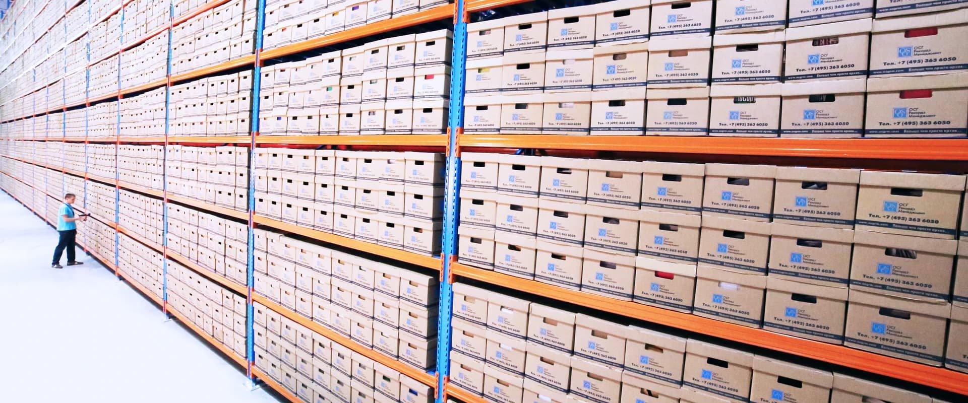 Warehouse Management für Digitalisierung im Textilgroßhandel