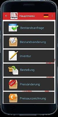 COSYS POS App für Smartphones