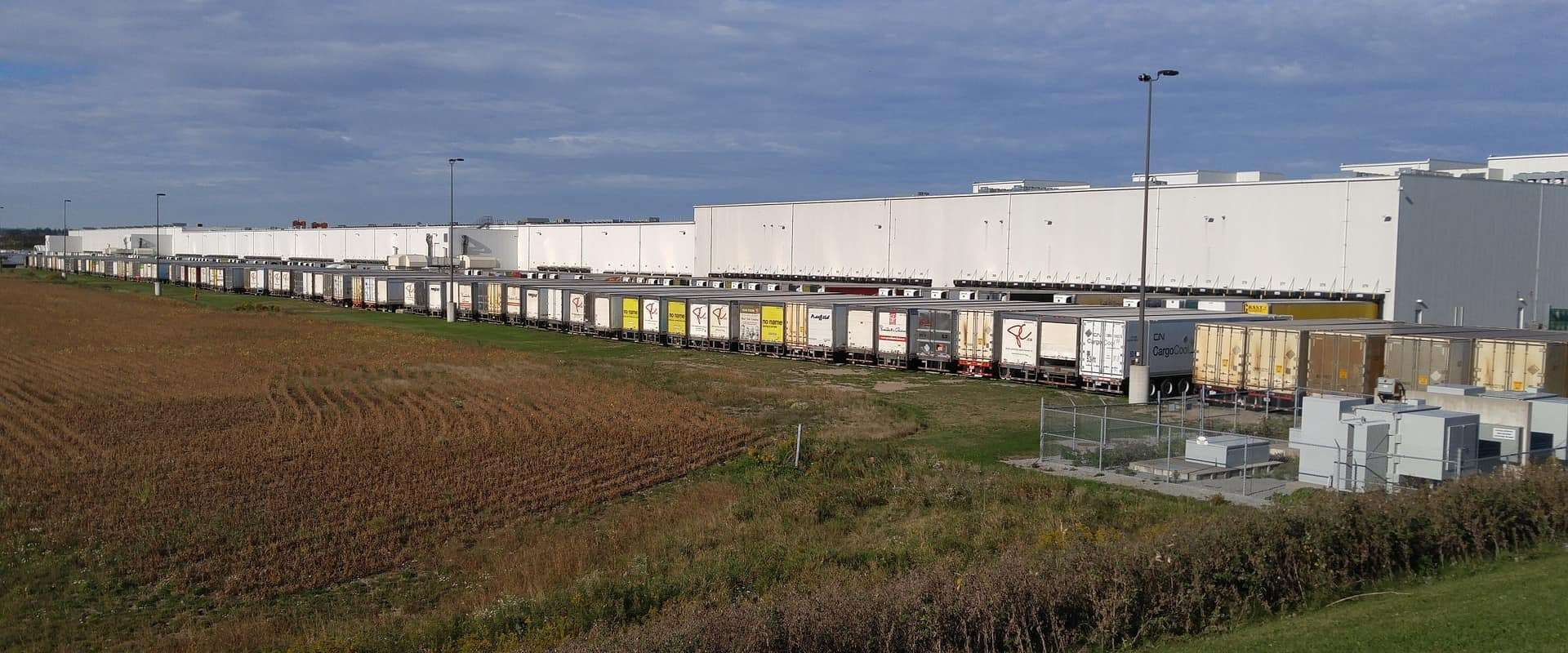 NVE Belieferungen mit COSYS Transport Logistik tracken