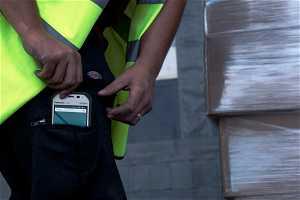 News: Smartphone Scanning im modernen Transport