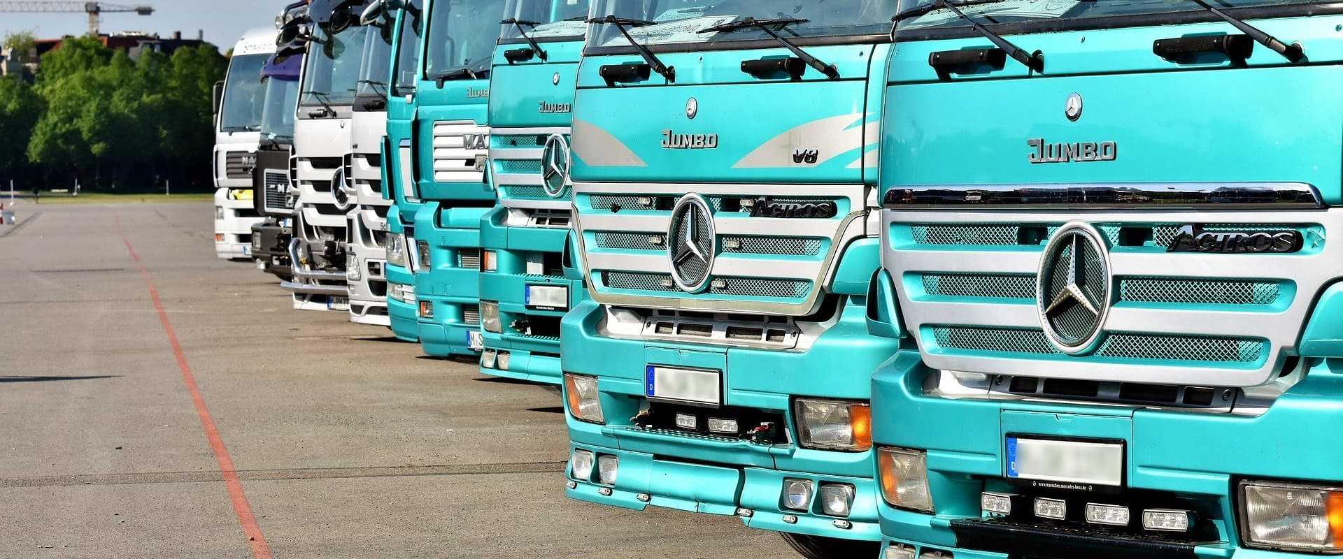 Transporteinheit Tracking