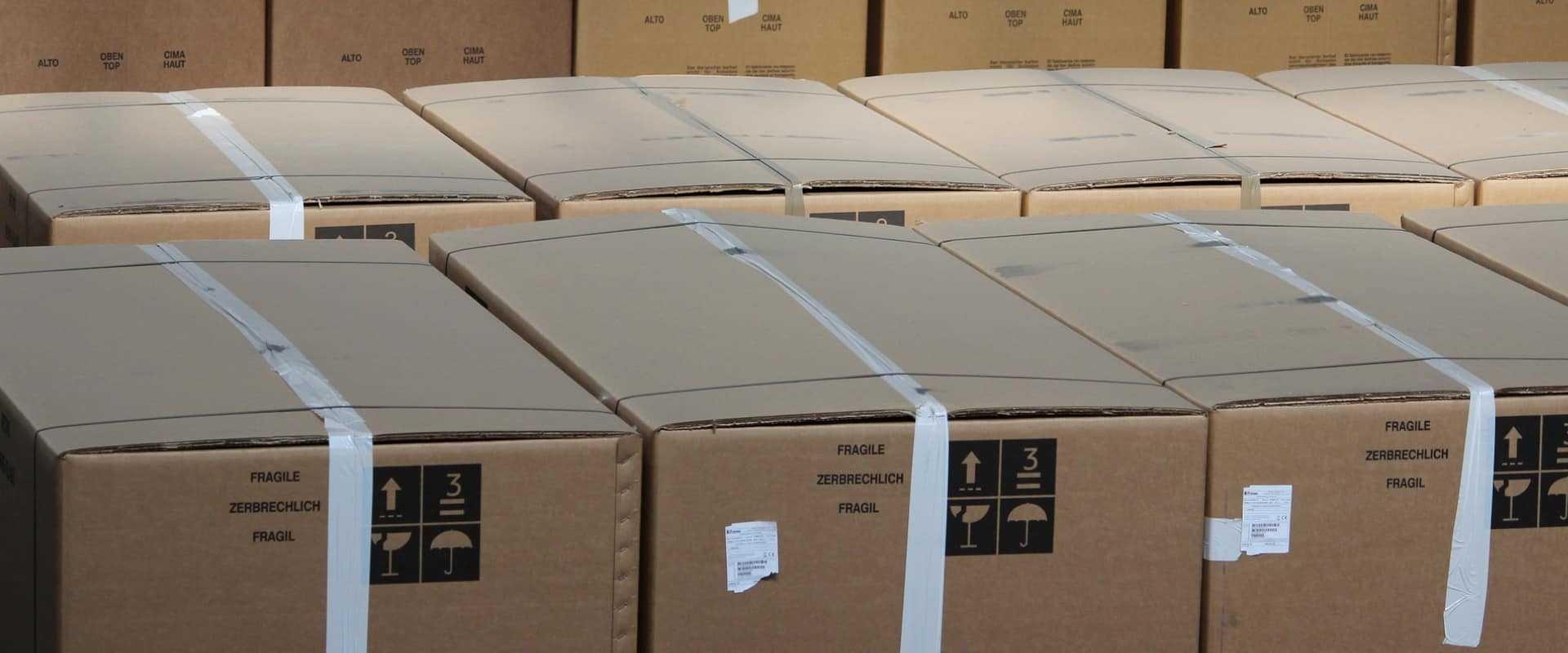 COSYS Lösung für den Paket Transport