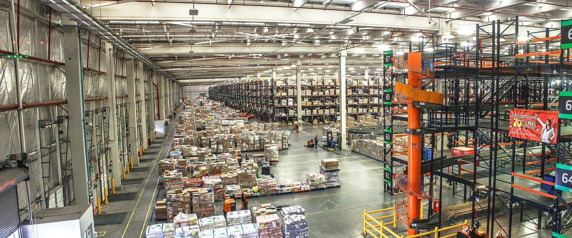 Mit COSYS Warehouse Management Ihr Fulfillment Lager steuern