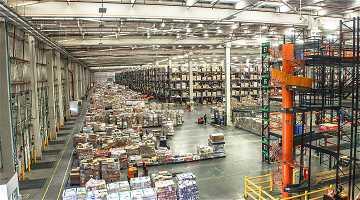 News: Warehouse Management steuert Fulfillment Lager